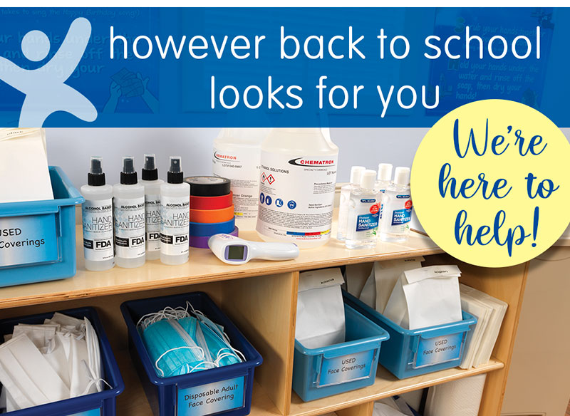 however back to school looks to you... we're here to help!