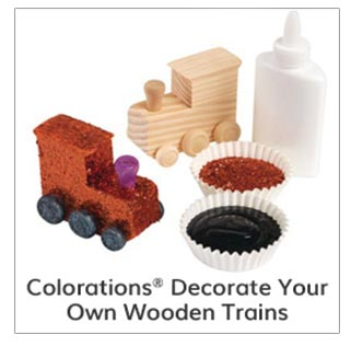 decorate your own crafts