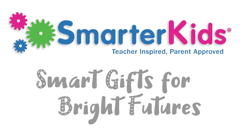 Gift Guide - Smarter Kids - Teacher Inspired, Parent Approved