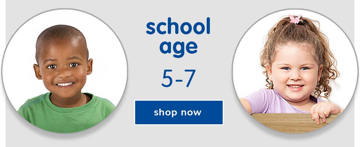 Shop by Age - Schoolage
