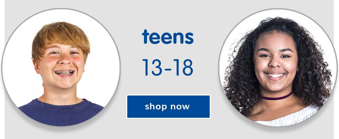 Shop by Age - Teens