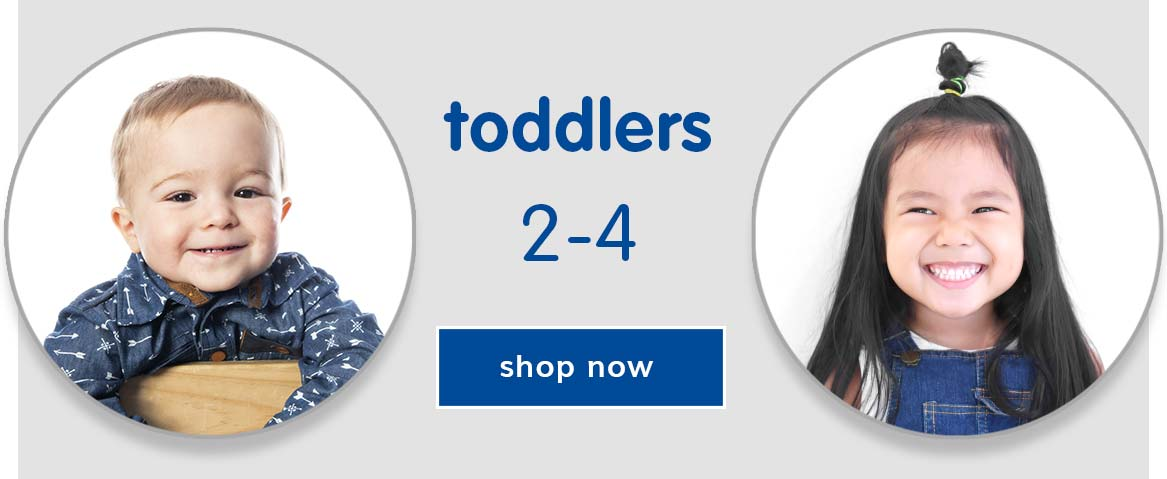 Shop by Age - Toddlers