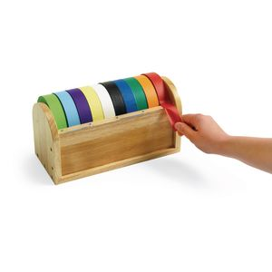 Colored Masking Tape - 1 Roll