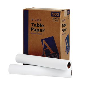Case of 12 Rolls of Economy Changing Paper