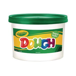 Green Crayola® Dough - 3 lbs.