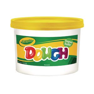Yellow Crayola® Dough - 3 lbs.