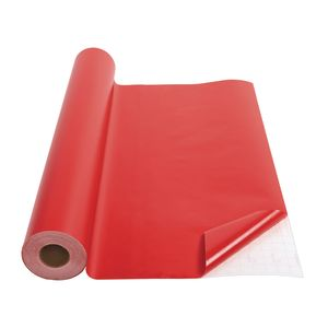 Red Repositionable Con-Tact® Cover - 18