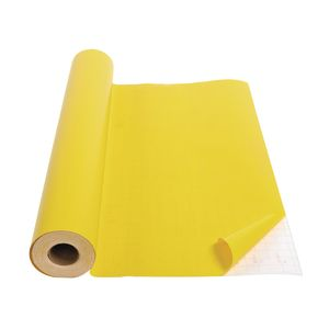 Yellow Con-Tact® Repositionable Cover - 18