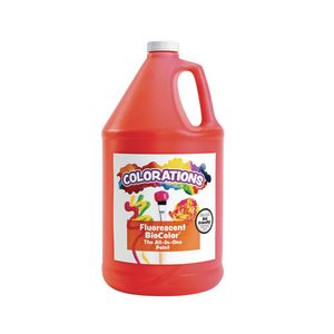 BioColor® Paint, Fluorescent Red - 1 Gallon