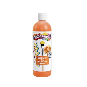 BioColor® Paint, Orange 16 oz. Orange