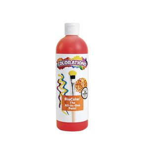 BioColor® Paint, Red - 16 oz.