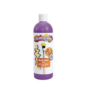 BioColor® Paint by Colorations, Violet, 16 oz.