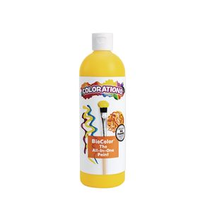 BioColor® Paint, Yellow - 16 oz.