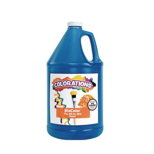 BioColor® Paint, Blue - 1 Gallon