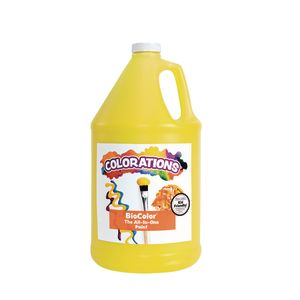 BioColor® Paint, Yellow - 1 Gallon