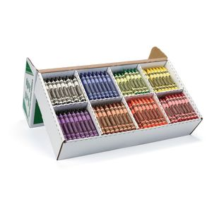 Crayola® Large Crayon Classpack® Set of 400