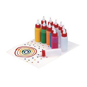 Nancy™ Paint Bottles Twist Tops, 2 oz. - Set of 12