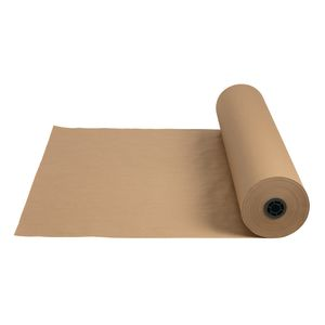"36"" x 1000' Tan 40 lb. Butcher Paper Roll"