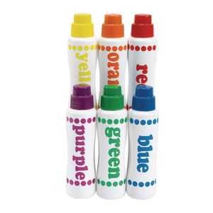 Do-A-Dot Art!™ Primary Dot Markers - Set of 6