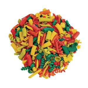 Colored Macaroni, 2 lbs.