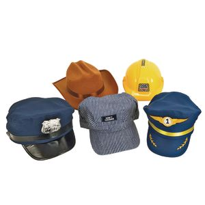 Career Hats - Set of 7