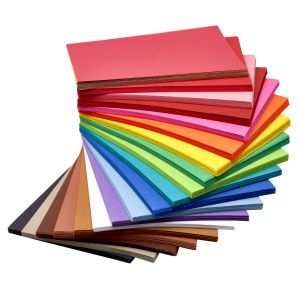 "Set of all 19 - 9"" x 12""  Heavyweight Construction Paper"