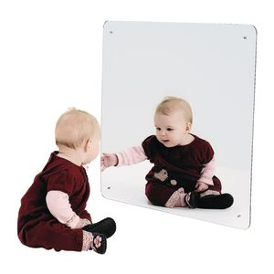 Acrylic Wall Mirror - 4' x 2'