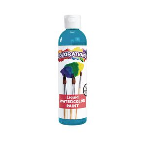 Colorations® Liquid Watercolor™ Paint, Teal - 8 oz.