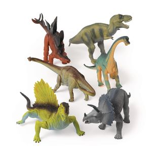 Jumbo Assorted Dinosaurs - Set of 6