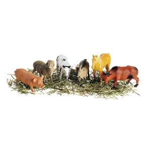 Large Farm Animals - Set of 6