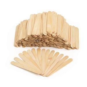 Colorations® Jumbo Wood Craft Sticks - 500 Pieces
