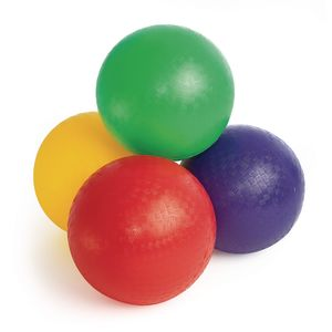 Best Value Playground Balls - Set of 4