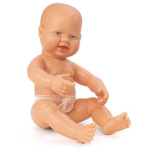 Caucasian Multicultural Newborn Baby Doll - BOY
