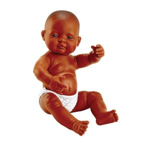 Hispanic Multicultural Newborn Baby Doll - BOY