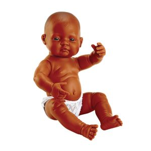 Hispanic Multicultural Newborn Baby Doll - GIRL