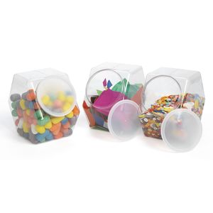 Hexagon Store-Alls - Set of 3