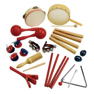 15-Piece Super Player Rhythm Set
