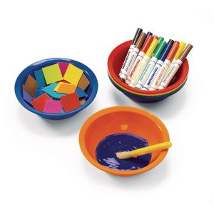 Best Value Paint Bowls - Set of 6