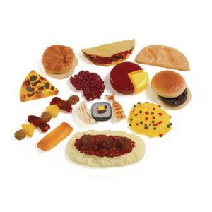 Around The World Food Set - 14 Pieces
