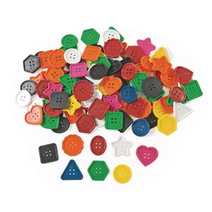 Colorations® Really Big, Bright Buttons - 5 lbs.