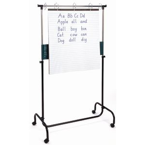 Excellerations® Brawny Tough Adjustable Wall Chart Stand