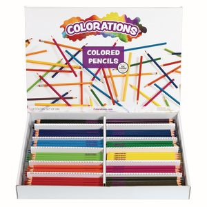 Colorations® Regular Colored Pencils - Set of 240