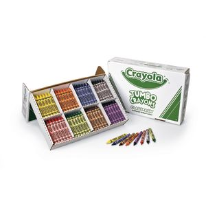 Crayola® Jumbo Crayon Classpack® - Set of 200