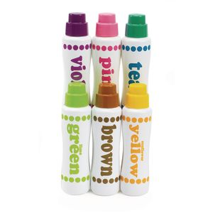Do-A-Dot Art!™ Brilliant Markers - Set of 6