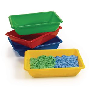 Sand & Water Activity Tubs - Set of 4