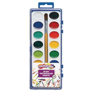 Colorations® Washable Watercolors - 16 Colors