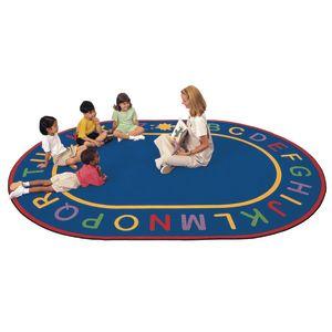 Alpha Rug 6' Round Premium Carpet