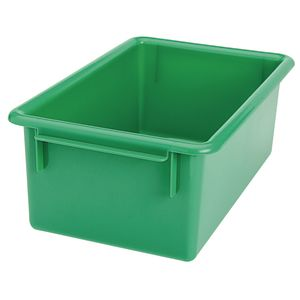 MyPerfectClassroom® Easy-Label Bin - Green