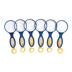 Excellerations® Super Magnifiers - Set of 6