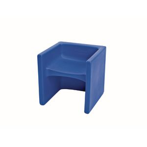 Cube Chair - Blue